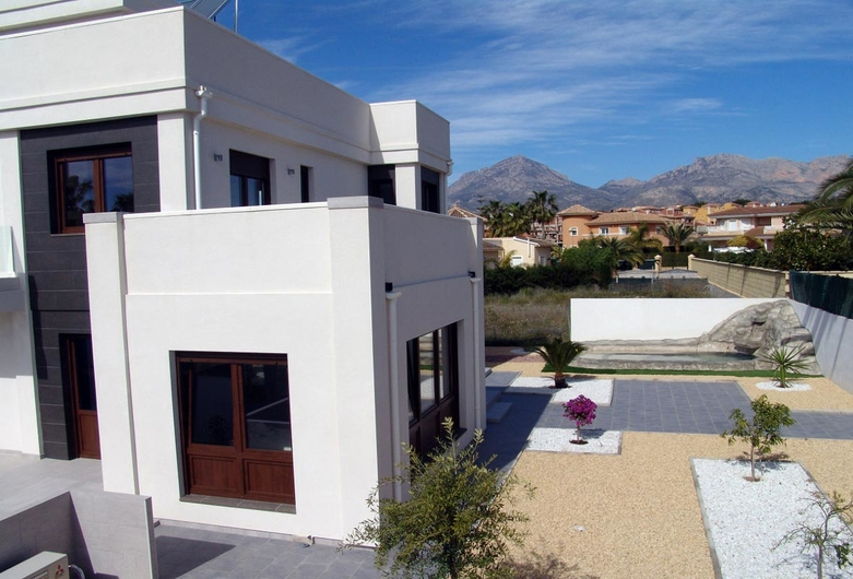 New villa in Benidorm 194