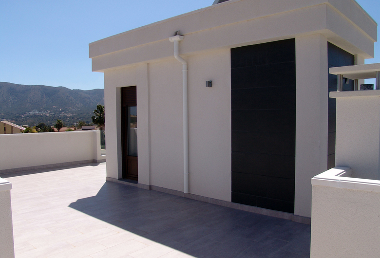 New villa in Benidorm 198