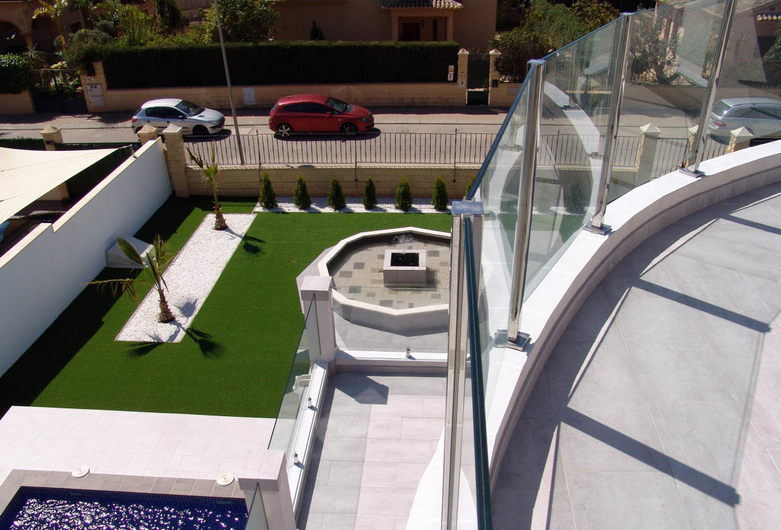 New villa in Benidorm 200
