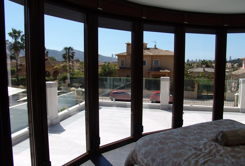 New villa in Benidorm 221