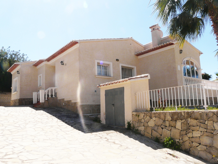 New house in Calpe! 7403