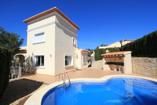 Villa in the elite area of ​​Calpe 7417