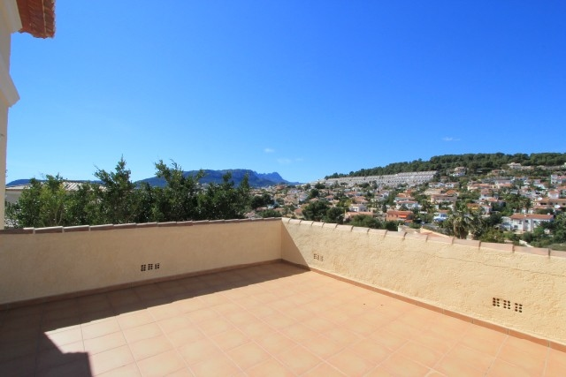 Villa in the elite area of ​​Calpe 7430