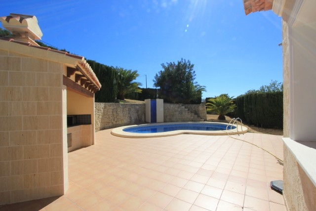 Villa in the elite area of ​​Calpe 7434