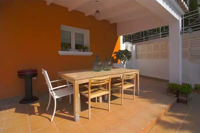 Villa near the beach in Calpe 7465