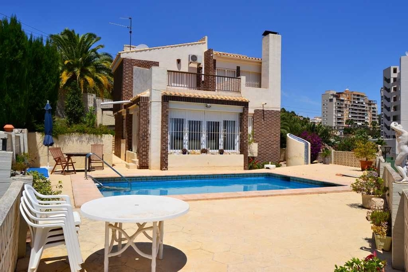 House in Calpe 8754