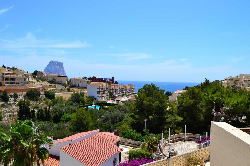 House in Calpe 8756