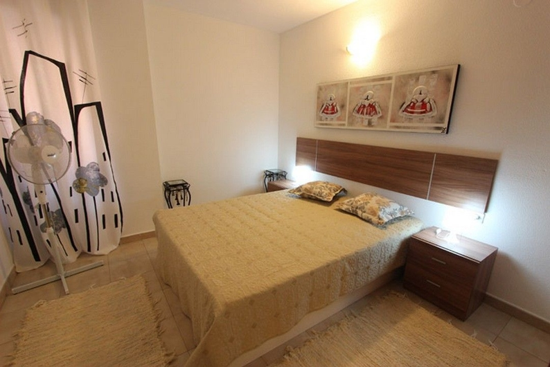 Apartments in Calpe 8766