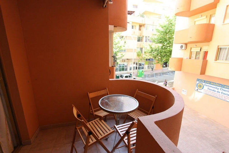 Apartments in Calpe 8772