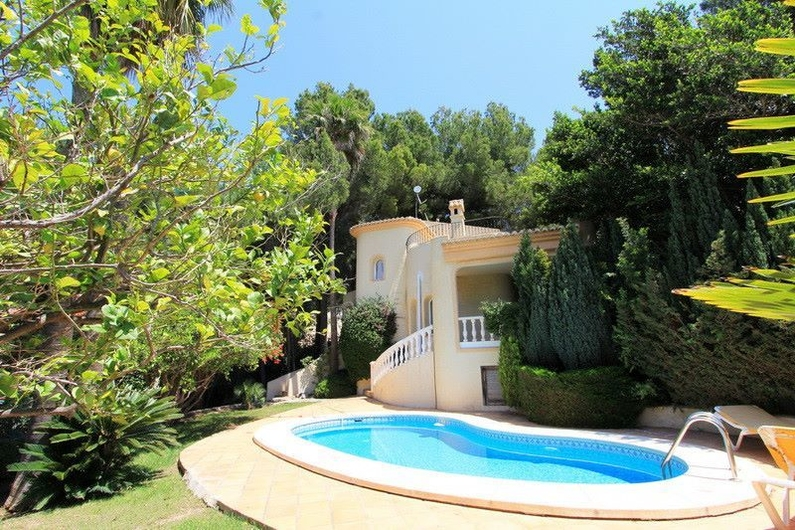 Villa in Altea Hills 8817
