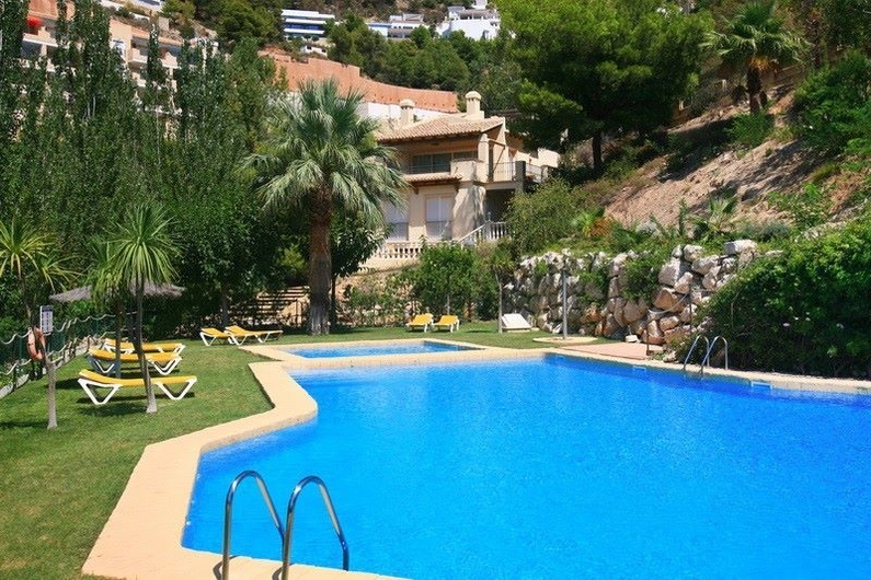 Villa in Altea Hills 8864