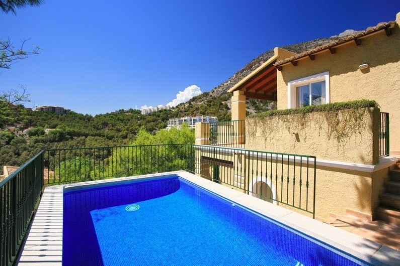 Villa in Altea Hills 8866