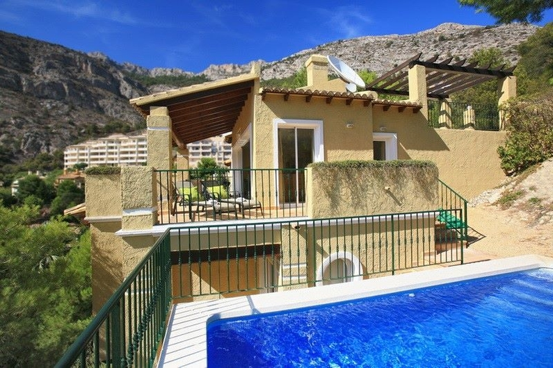 Villa in Altea Hills 8868