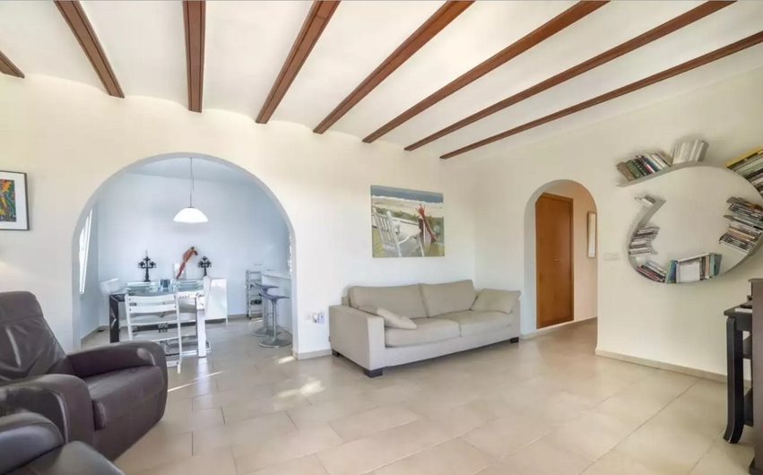 Villa with private pool in Calpe 9360