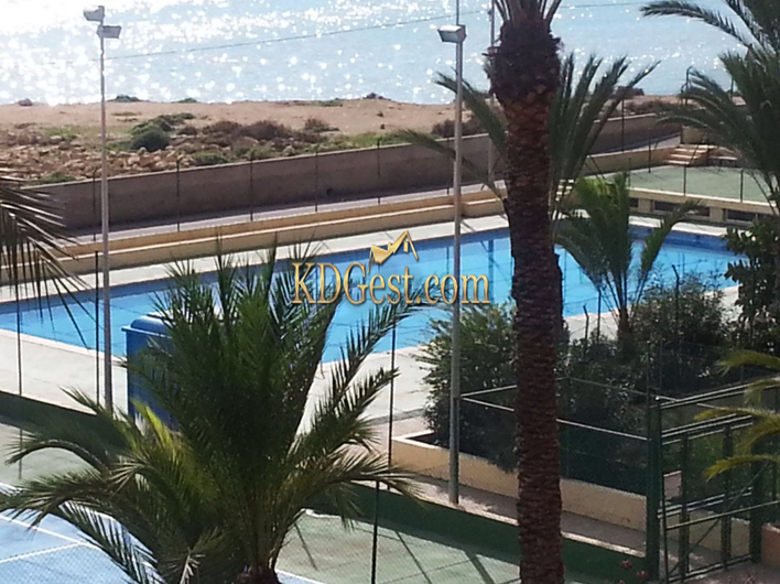 Apartments in Alicante on the first line 9390