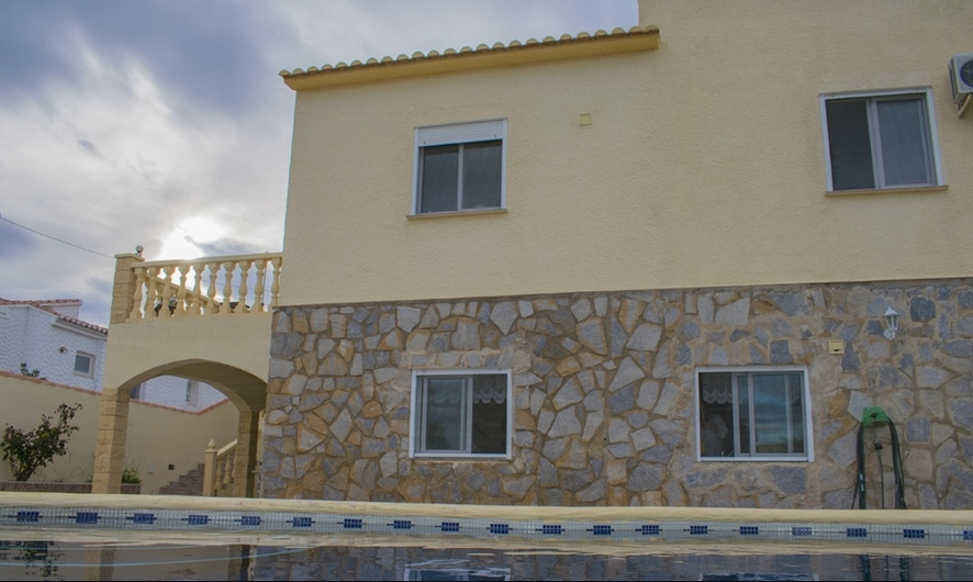 Comfortable house in Calpe 9733