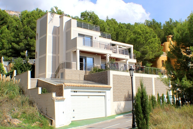 Villa in Altea Hills 9767