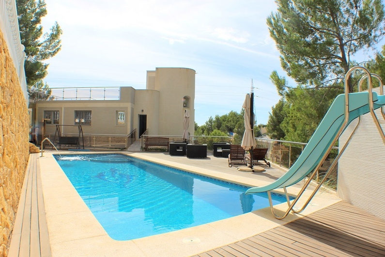 Villa in Altea Hills 9769