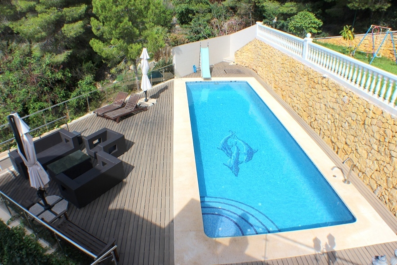 Villa in Altea Hills 9770