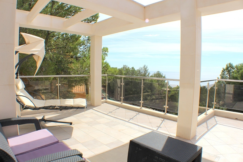 Villa in Altea Hills 9793