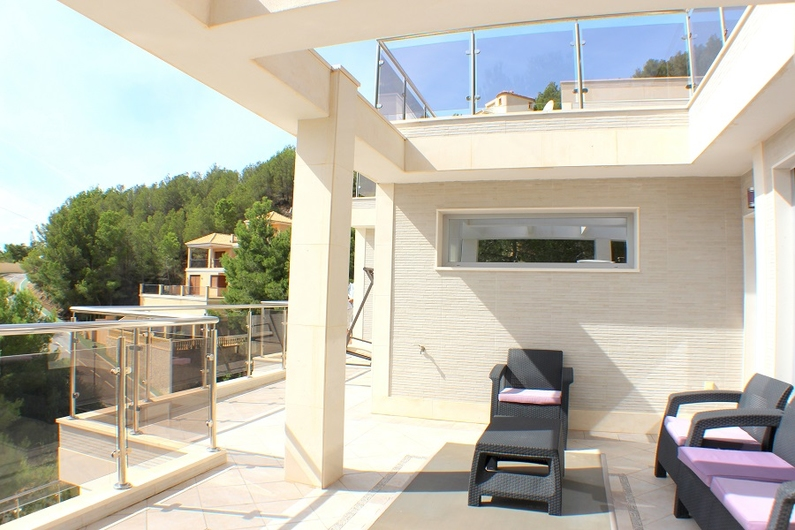 Villa in Altea Hills 9795