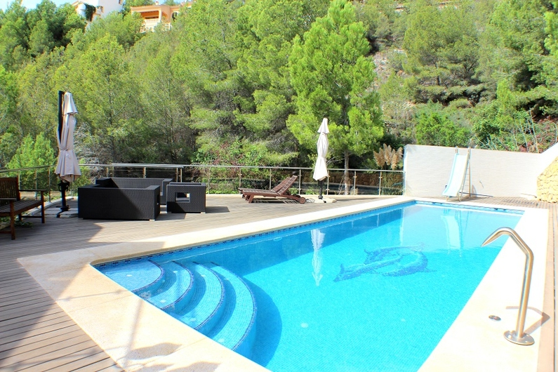 Villa in Altea Hills 9797