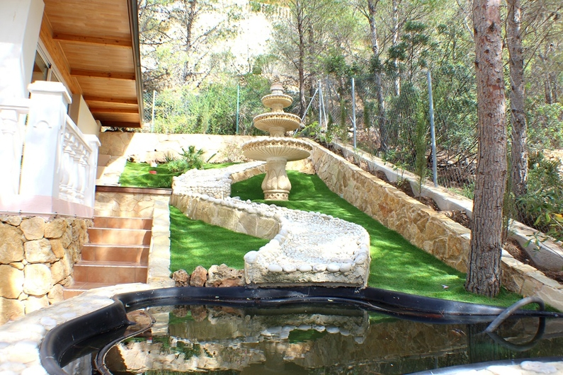 Villa in Altea Hills 9798