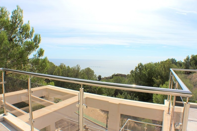 Villa in Altea Hills 9806