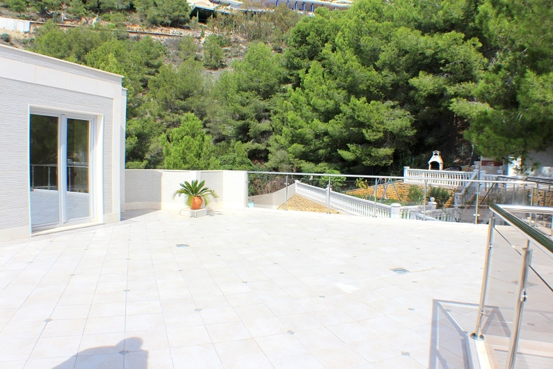 Villa in Altea Hills 9807