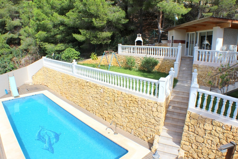 Villa in Altea Hills 9809