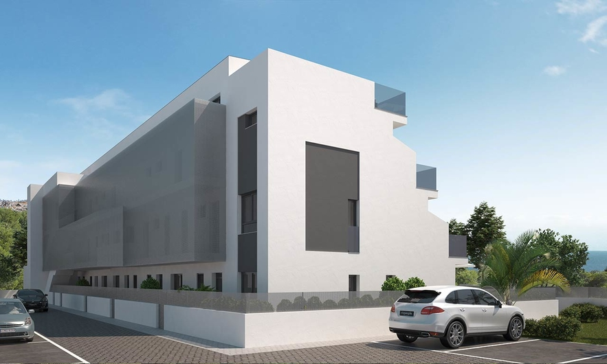 Exclusive residential complex in Finestrat 10247