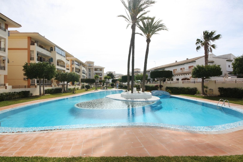 Apartments on the beach of La Mata 10280