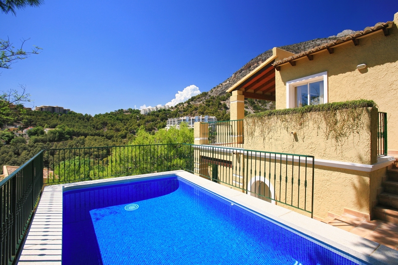House in Altea Hills 12567
