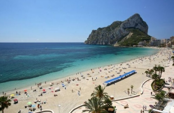 New apartments in Calpe 11301