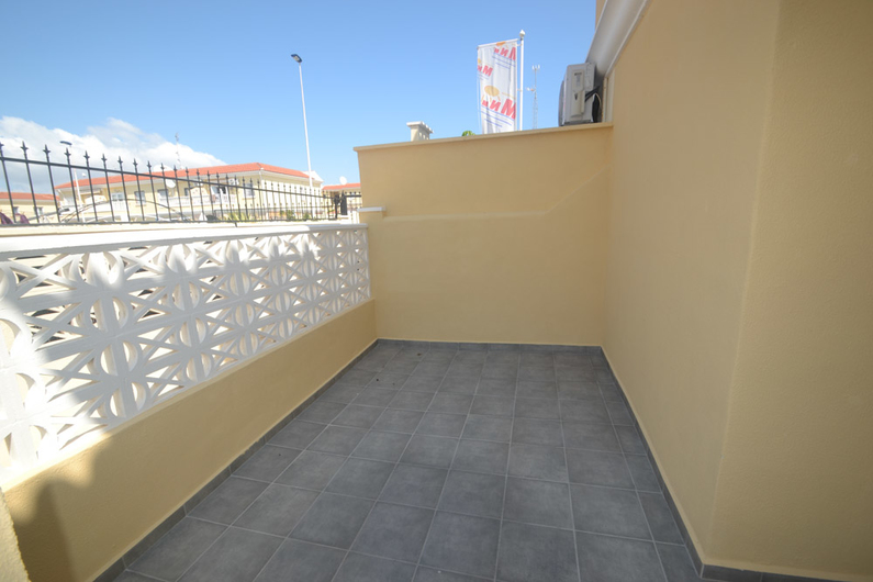 Bungalow on the beach of La Mata 11309