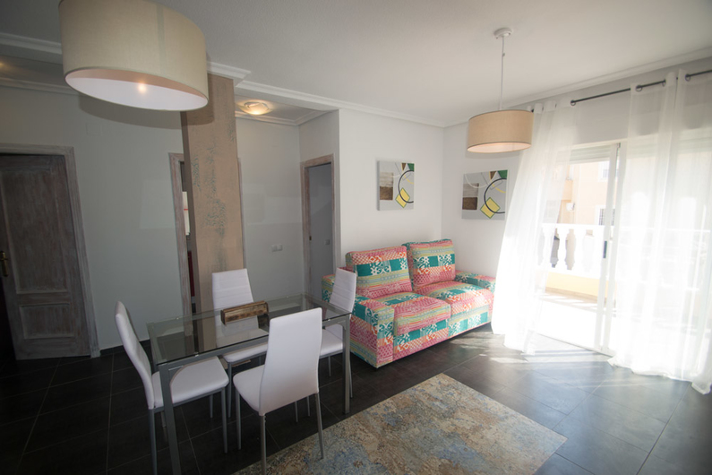 Bungalow on the beach of La Mata 11310