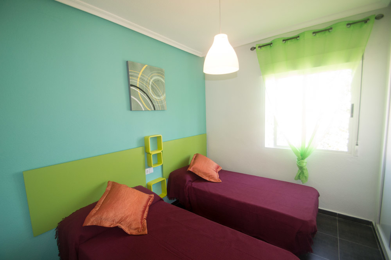 Bungalow on the beach of La Mata 11317