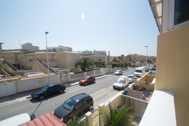 Bungalow on the beach of La Mata 11319