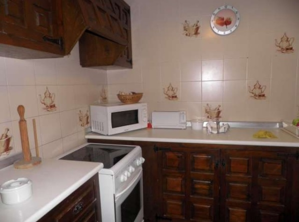 Bungalow in Denia next to the beach 11390