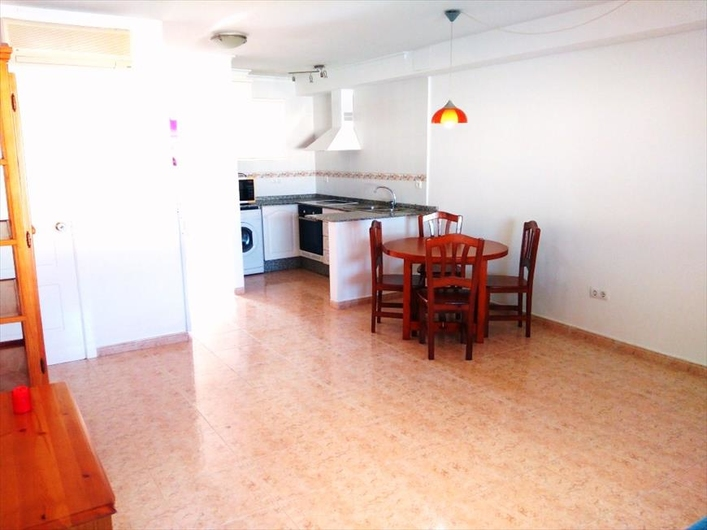 Apartments in Denia near the beach. 11674