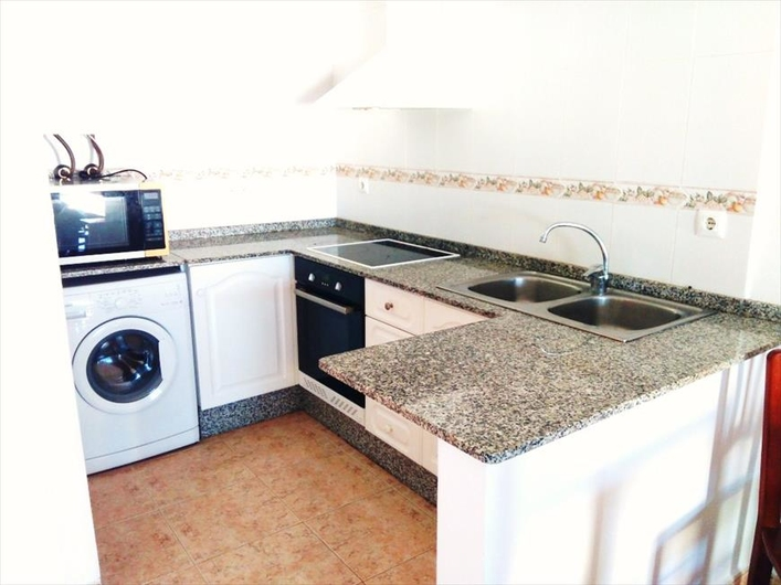 Apartments in Denia near the beach. 11675