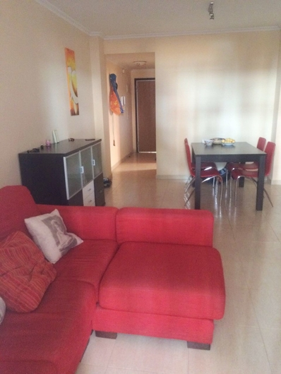 Apartment in Denia with terrace 11687