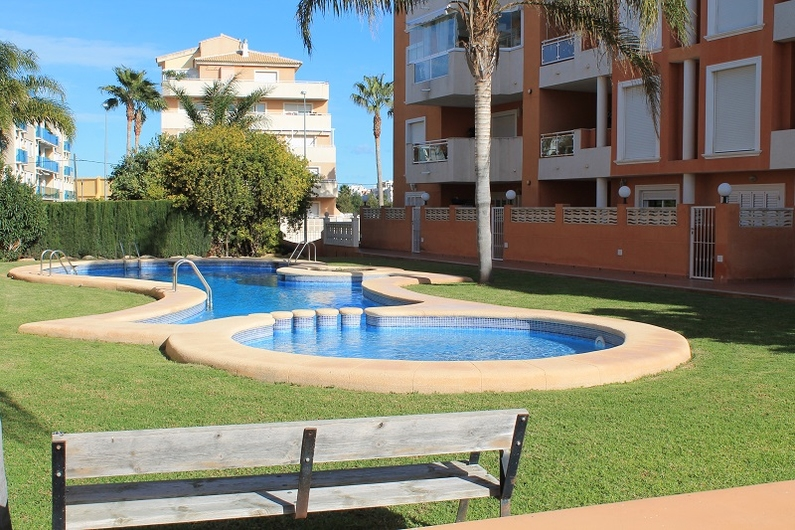 Apartment in Denia with terrace 11688