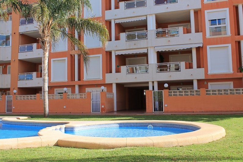 Apartment in Denia with terrace 11689