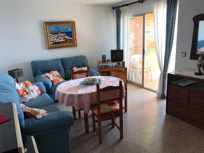 Apartment with view, Poniente beach 12210