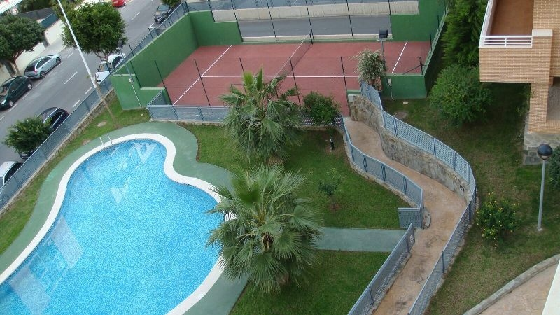 Apartments in Benidorm, La Cala 12254