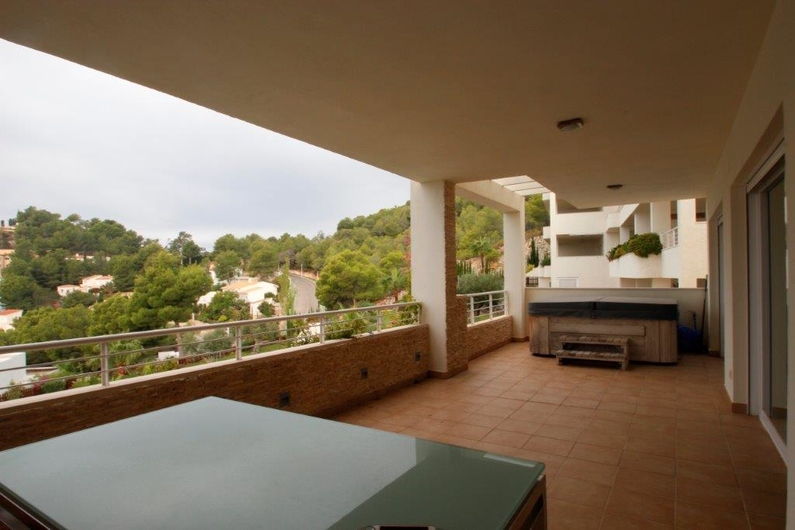 Exclusive business class apartments in Sierra Altea 12432