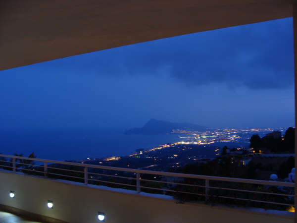 Exclusive business class apartments in Sierra Altea 12439