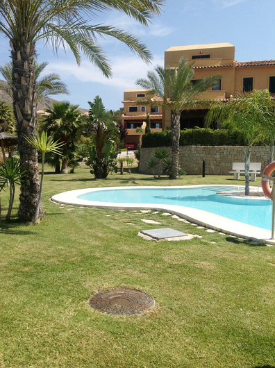 Townhouse 2 km from Benidorm 12644