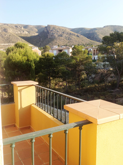 Townhouse 2 km from Benidorm 12649